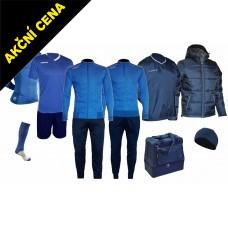 Box Cama 9 azurová modrá-modrá