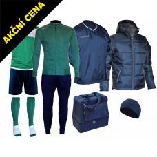 Box Cama 7 zelená-modrá