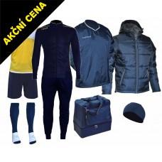Box Cama 7 žlutá-modrá