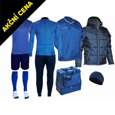 Box Cama 7 azurová modrá-modrá