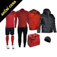 Box Cama 7 červená-černá