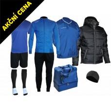 Box Cama 7 azurová modrá-černá