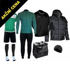 Box Cama 7 zelená-černá
