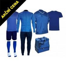 Box Cama 6 azurová modrá-modrá