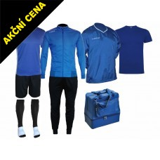 Box Cama 6 azurová modrá-černá