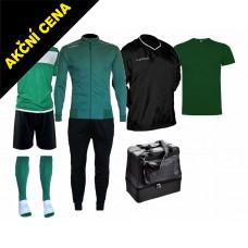 Box Cama 6 zelená-černá