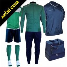 Box Cama 5 zelená-modrá