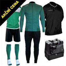 Box Cama 5 zelená-černá