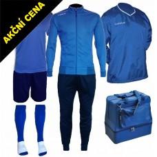 Box Cama 5 azurová modrá-modrá