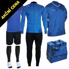 Box Cama 5 azurová modrá-černá