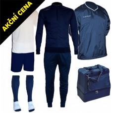 Box Cama 5 modrá-bílá