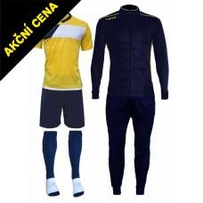 Set Cama 3 modrá-žlutá